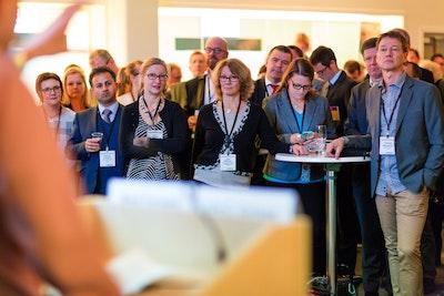 BIO-Europe Spring Company Presentation impressions