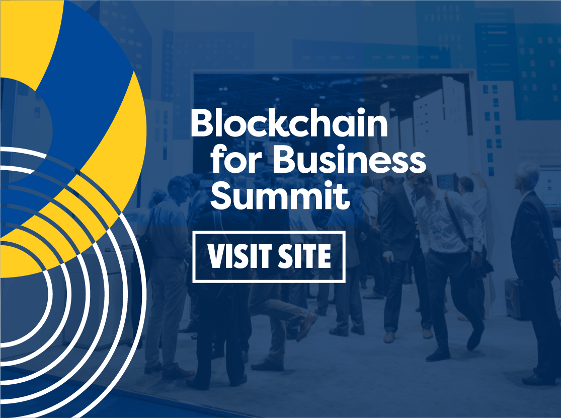 Blockchain for Business Summit - part of TechXLR8 2020