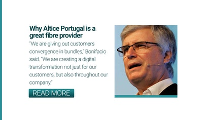 Altice Portugal CIO George Bonifacto