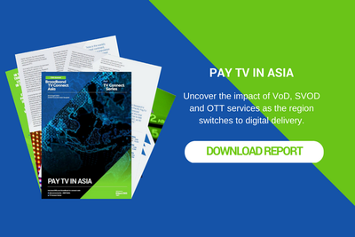 Broadband TV Connect Asia Pay-TV in Asia