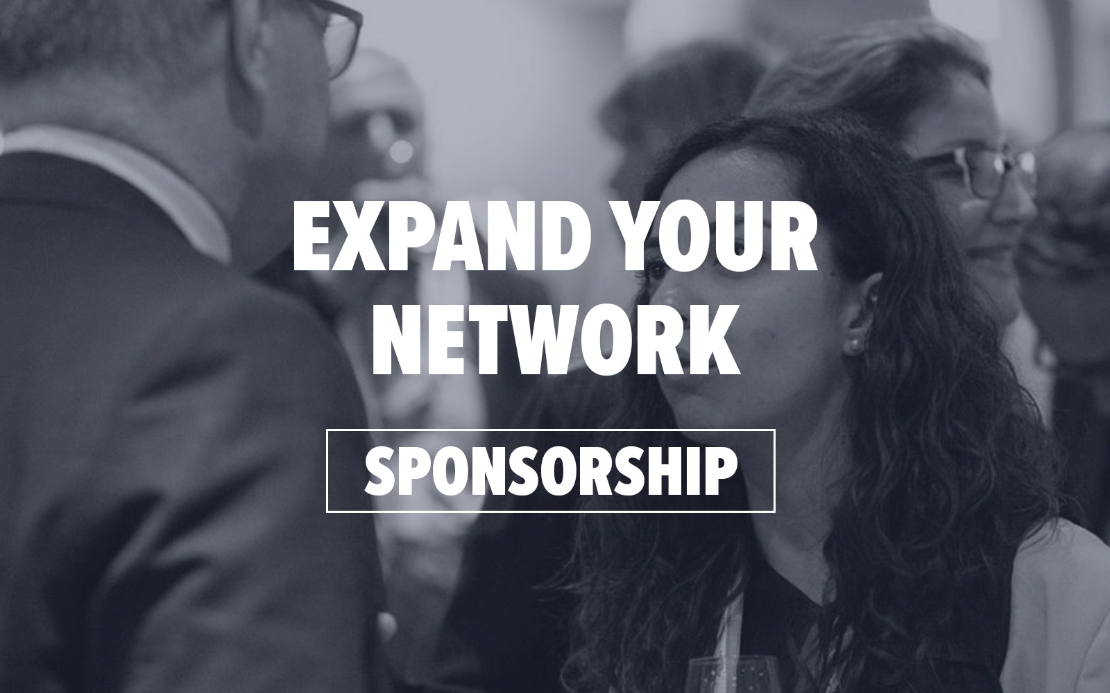 Sponsorship & exhibiting opportunities