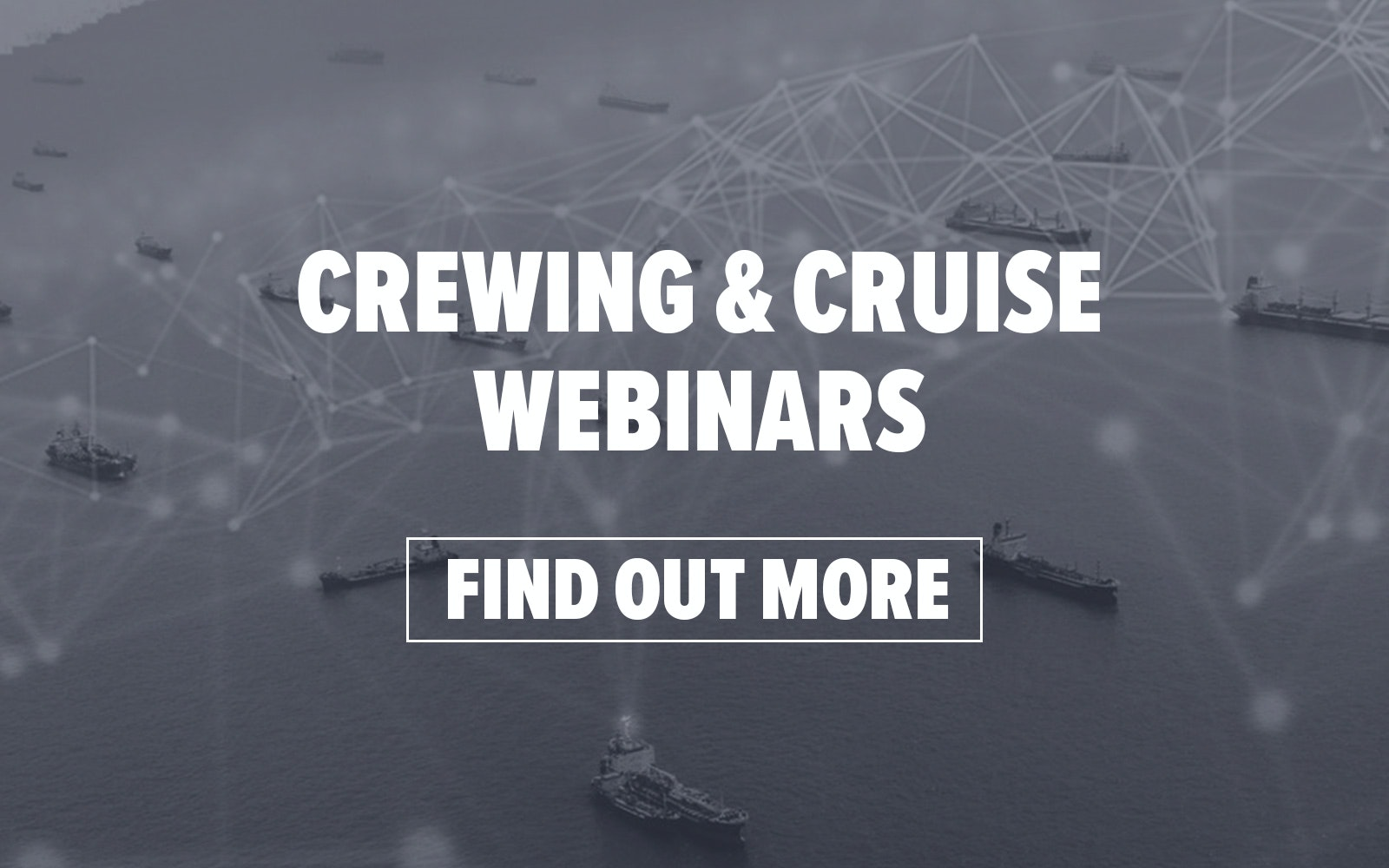 Crewing & cruise webinars
