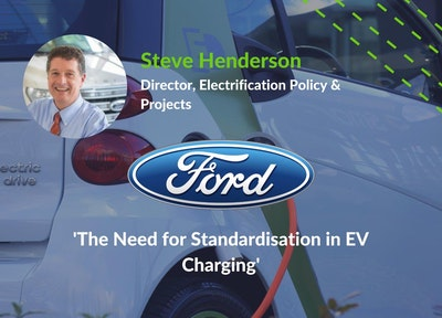 Steve Henderson, Director, Electrification Policy & Projects, Ford
