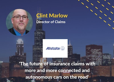 Clint Marlow AllState | Connected Car Insurance USA Speaker