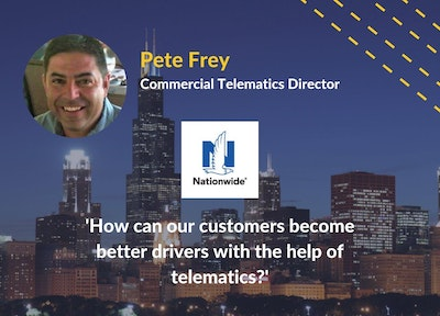 Peter Frey Nationwide Insurance | Connected Car Insurance USA Speaker