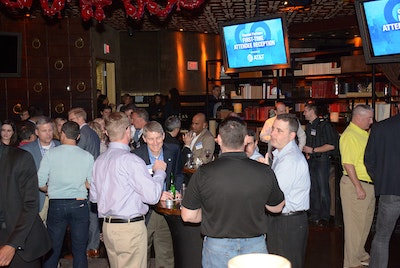 First Time Attendee Reception at Channel Partners Evolution 2019