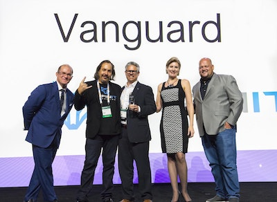 2018 Vanguard Award Winner