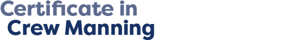 Certificate in Crew Manning