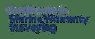 Certificate in Marine Warranty Surveying