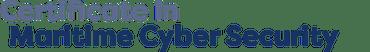 Certificate in Maritime Cyber Security