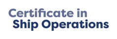 Certificate in Ship Operations