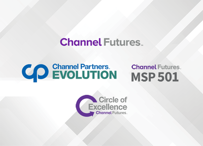 Channel Futures, Channel Partners Evolution, MSP501 Awards, Circle of Excellence Awards