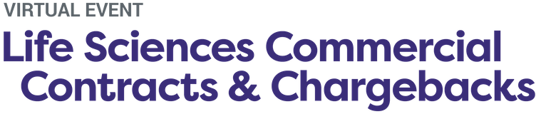 Commercial Contracts & Chargebacks 2021 Virtual