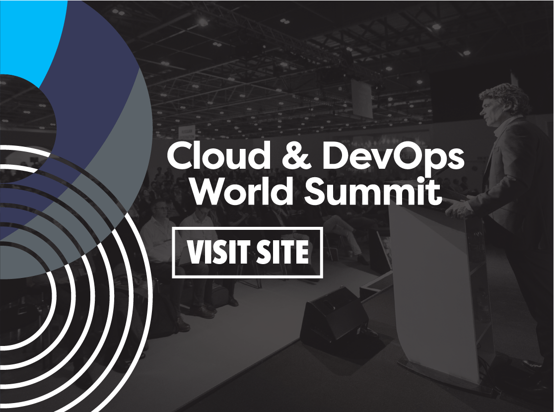 Cloud & DevOps World Summit - part of TechXLR8 2020