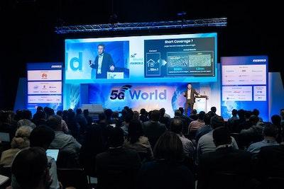 5G World Summit Theatre