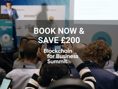 Book your Blockchain for Business Summit pass and save £200