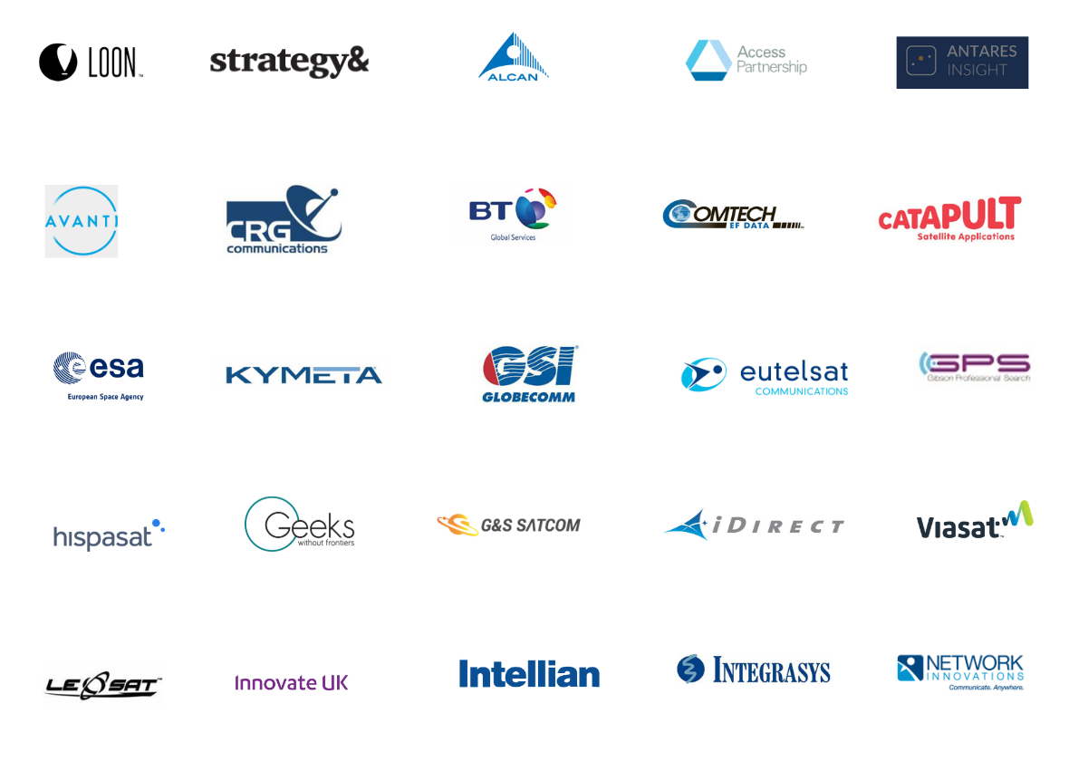VSAT enterprises and brands attending VSAT Global 2019
