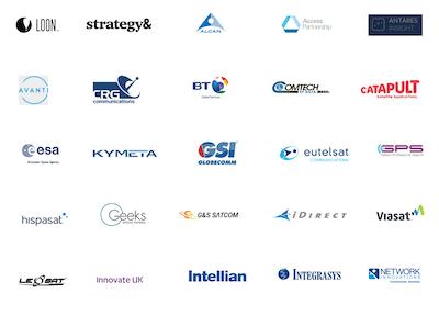 VSAT enterprises and brands attending VSAT Global 2019