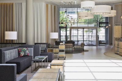 Courtyard by Marriott Vienna Prater/Messe - Microbiome Therapeutics Europe Venue - Lobby