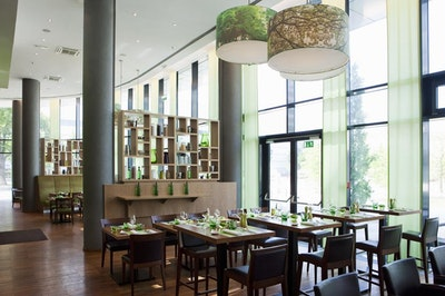 Courtyard by Marriott Vienna Prater/Messe - Microbiome Therapeutics Europe Venue - Restaurant