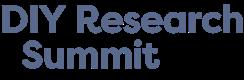 DIY Research Summit