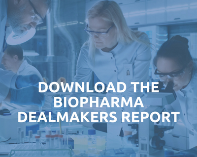 BioPharm America - Chris Morrison Report biopharma dealmakers