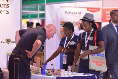 Exhibit at Food & Beverage West Africa | Food Trade Expo | Food Nigeria Exhibition