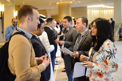 Networking at Healthcare Insurance Forum - insurtech | medical forum | Mhealth Conference GCC Dubai | Telemedicine conference Dubai | Telemedicine conference GCC | Middle East Healthcare Insurance Conference