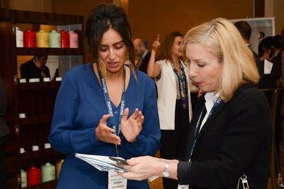 Networking at Strategy Execution and Innovation Forum