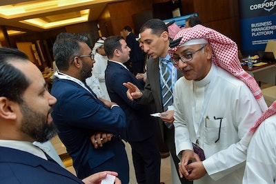 Speed Networking at Future Strategy Forum