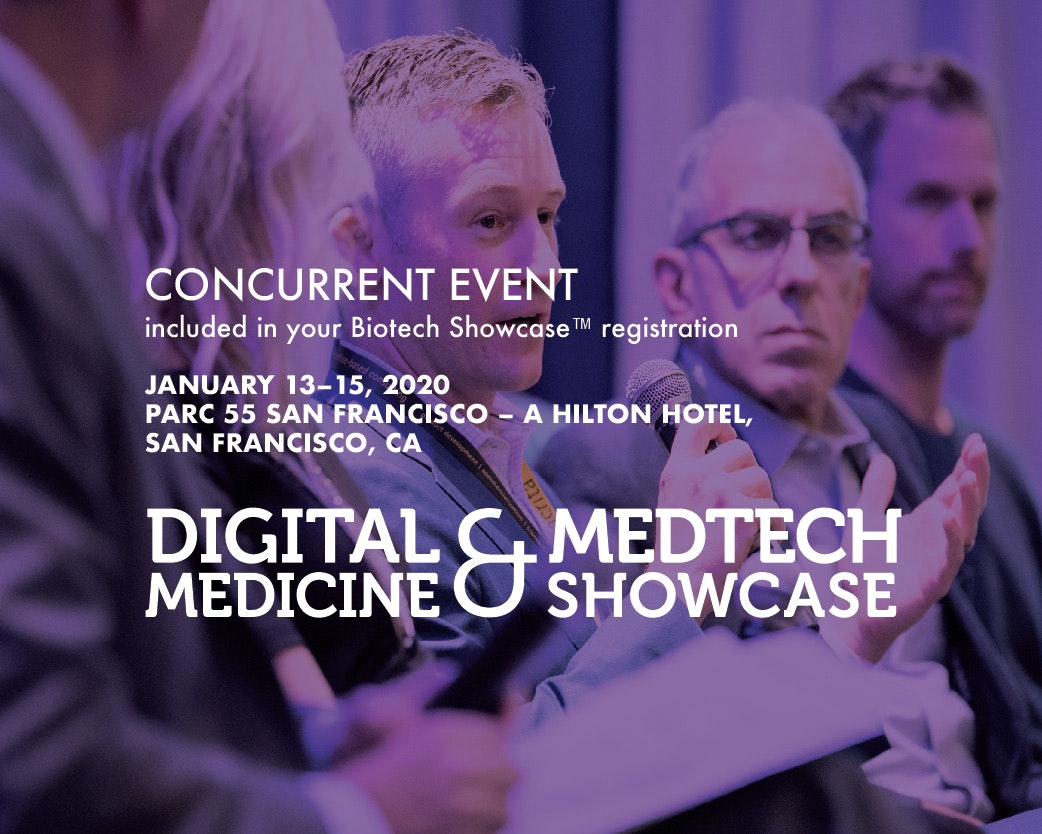 Digital Medicine & Medtech Showcase