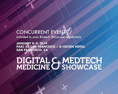 Digital Medicine & Medtech Showcase 2019