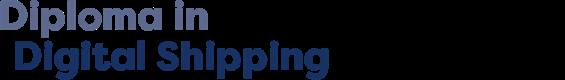 Diploma in Digital Shipping