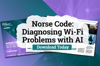 Download a case study on how Domos used AI to fix Wi-Fi problems