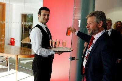 IHMA Congress Drinks Reception
