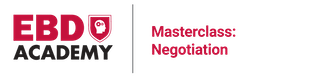 Masterclass: Negotiation