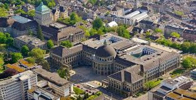 ETH Zurich View from above where the RISC-V Workshop will take place