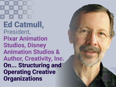 Ed Catmull_Pixar Animation