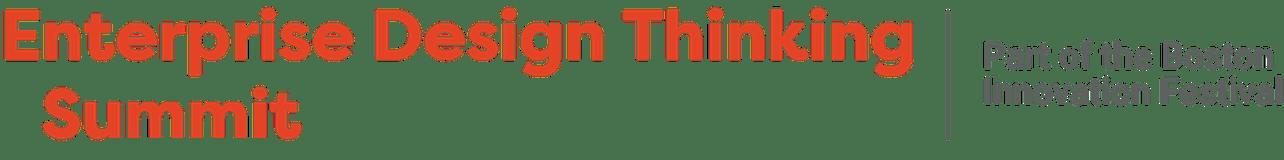 Enterprise Design Thinking Summit