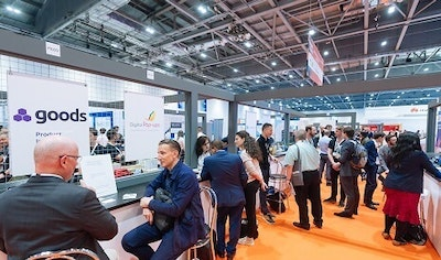 Exhibition visitors at TechXLR8