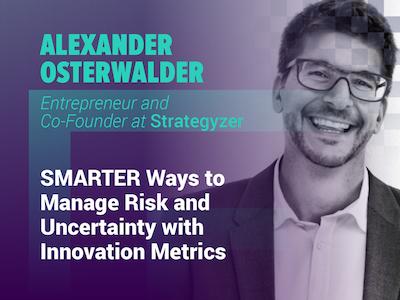 Alex Osterwalder at FEI Europe