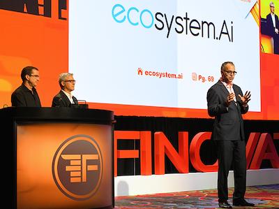 FinovateFall fintech event