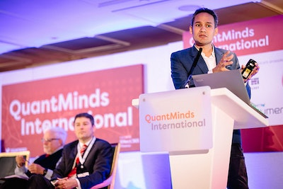 QuantMinds International - the world's leading quant finance event