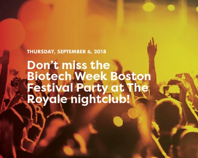 Festival at Biotech Week Boston