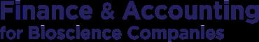Finance & Accounting for Bioscience Companies
