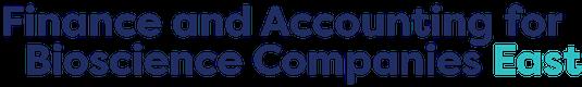 Finance & Accounting for Bioscience Companies East 2021