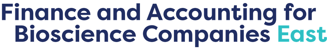 Finance & Accounting for Bioscience Companies East Hybrid 2021
