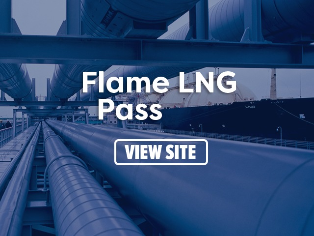 Flame LNG Pass