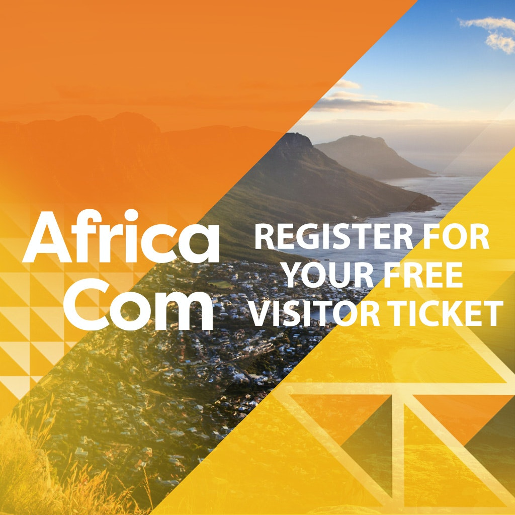 Register for the free AfricaCom Visitor Ticket