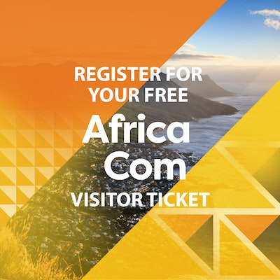 Register free for your visitor ticket to AfricaCom 2018